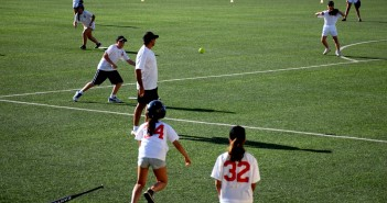 REdcoats Training