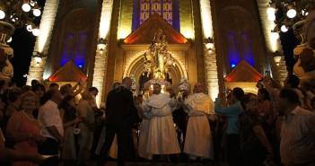 Ghajnsielem celebrates the Feast of Our Lady of Loreto